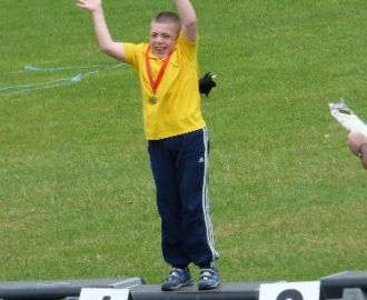 a Special Olympics